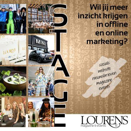Marketing stage