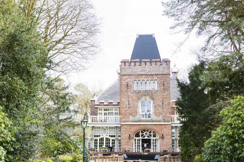 kasteel kerckebosch Zeist