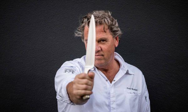 Sterrenkok Fred Mustert: 'Het kan altijd beter'