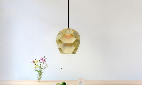 Prachtige lampen van designer Marc de Groot
