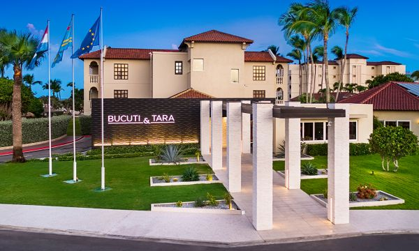 Bucuti & Tara Beach Resort geliefd en geprezen