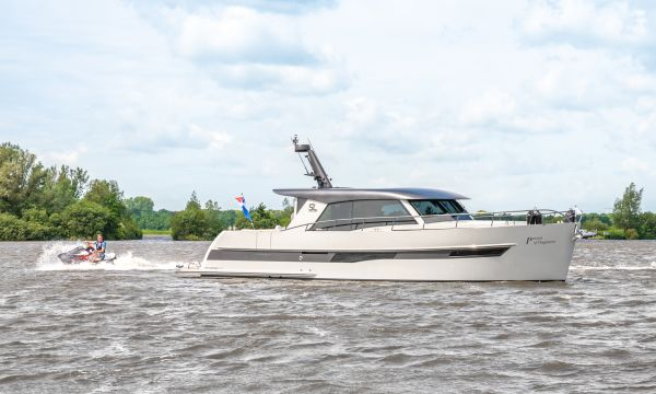 Super Lauwersmeer staat in de finale van de Best of Boats Award 2020