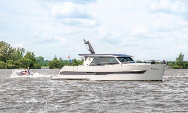 Super Lauwersmeer staat in de finale van de Best of Boats Award 2020