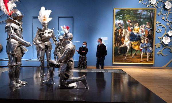 Hermitage Amsterdam heropent met gloednieuwe tentoonstelling over Romanovs en ridders