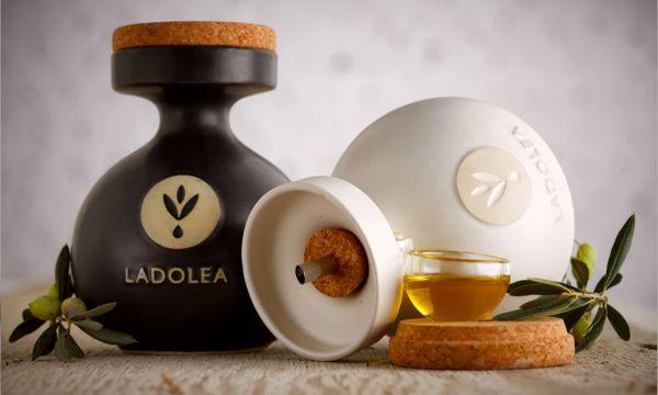 De lekkerste olijfolie in de mooiste flessen