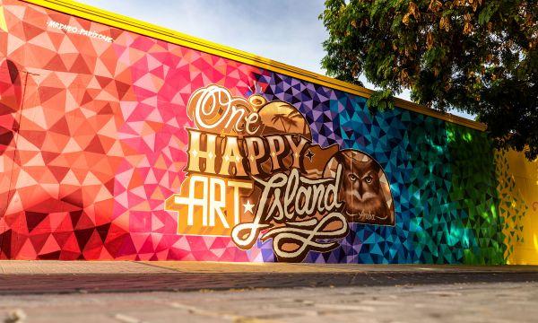 Aruba is écht One Happy Island