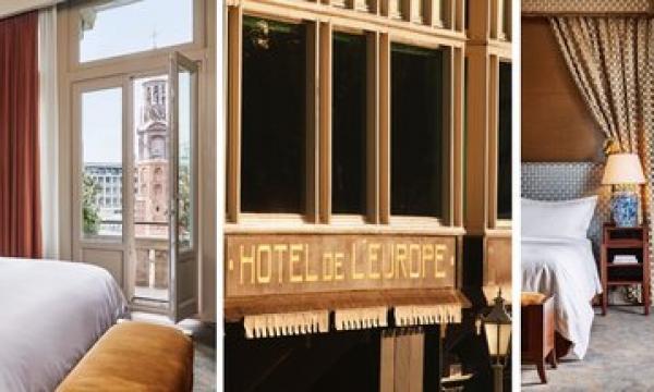 De L'Europe Amsterdam bestaat 125 jaar