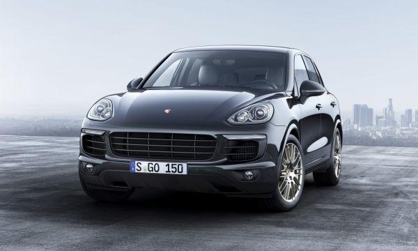 Elegant, exquise en exclusief: Porsche Cayenne Platinum Edition