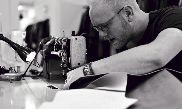 Modeontwerper Jan Boelo: Down to earth