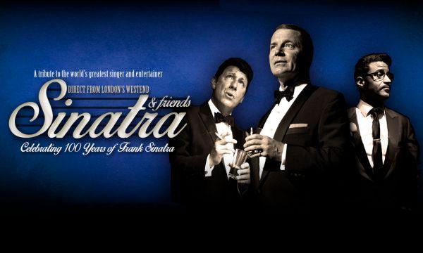 Sinatra & Friends on tour in Nederland