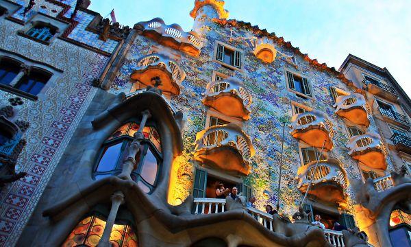 Stad van de maand januari: Barcelona