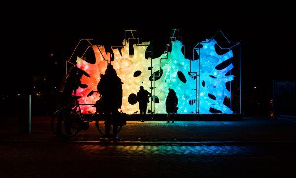 Laatste week Amsterdam Light Festival