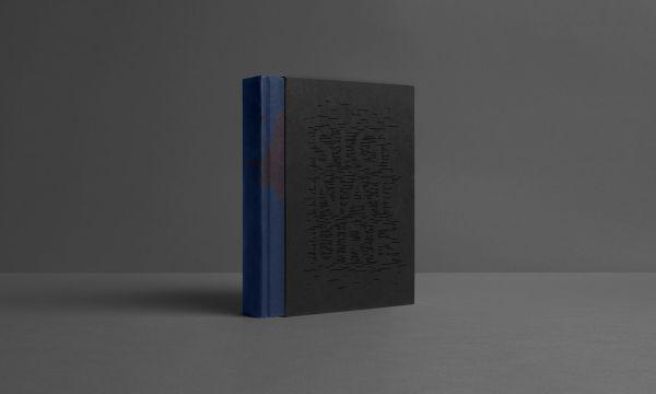 Signature, een limited edition culinair boek van Restaurant Aan de Poel