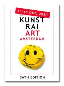 KunstRAI, een van de langstlopende kunstbeurzen ter wereld, verplaatst naar oktober 2020 1
