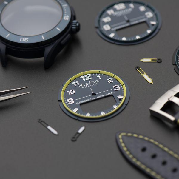AlpinerX Alive: de eerste smartwatch van Alpina voor sportieve stedelingen 1