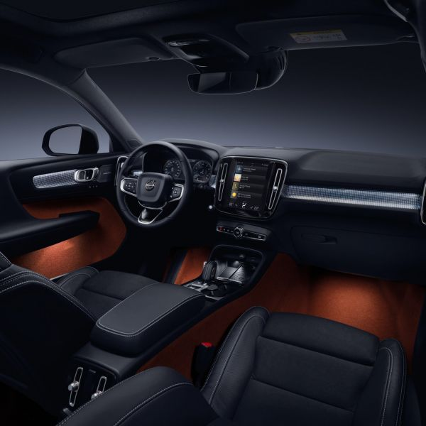 Nieuwe Volvo XC40 Recharge T4 Plug-in hybrid compleet uitgerust 2