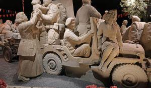 't Veluws Zandsculpturenfestijn is weer open en hanteert verruimde openingstijden