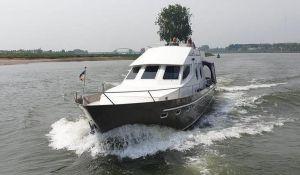 Vrijheid en luxe op het water
