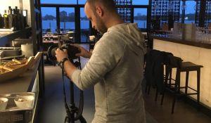 Fotoshoot restaurant