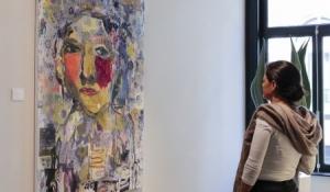 Exclusief bij Siematic aan het Vondelpark: De schilderijen van Noor Huige