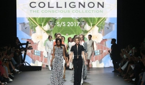 Monique Collignon goes conscious