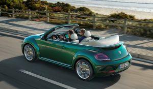 Vernieuwde VW Beetle