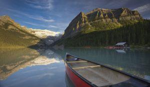 Top 5 meest adembenemende meren van Alberta