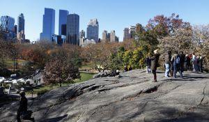 Beleef het beste van de herfst in New York City