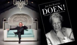 Nieuw boek van Jan des Bouvrie