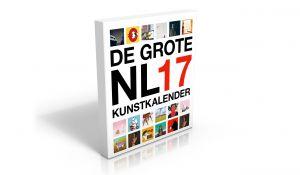 Lancering Grote Nederlandse Kunstkalender