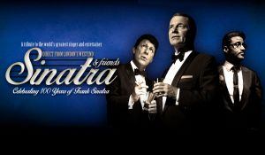 Sinatra & Friends on tour in Nederland