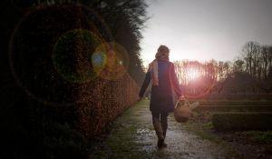 Elsje Bruijnesteijn speurt naar vergeten groentes