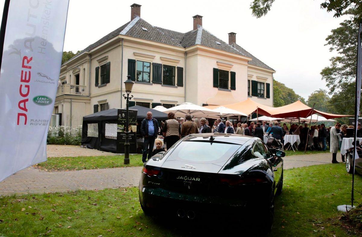 Landgoed Het Hof in Bergen is een perfecte locatie voor een luxury event. Zeker als de weersomstandigheden ideaal zijn. Een sfeerimpressie van ons luxury event op 20 september 2015.