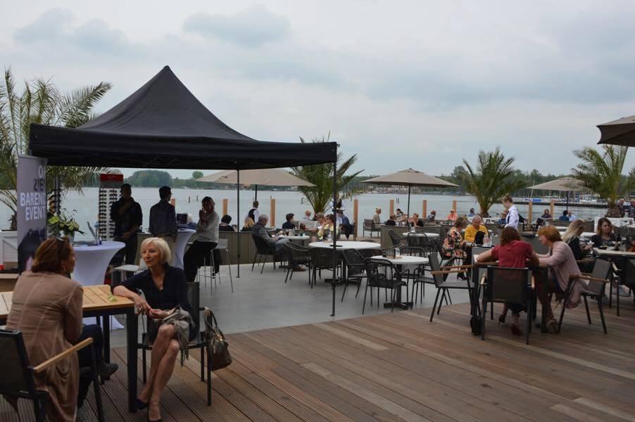 Een sfeerimpressie van ons luxury event bij Paviljoen van de Dame te Paterwolde