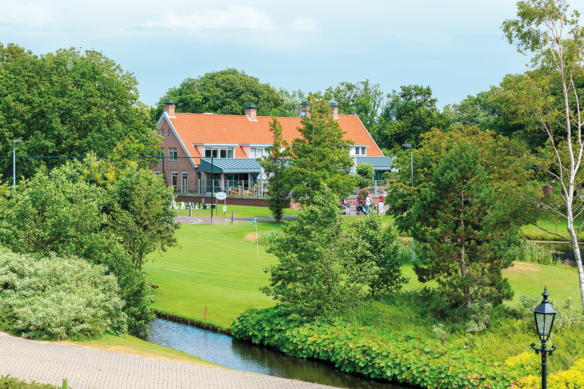Luxury Event Landgoed Tespelduyn locatie