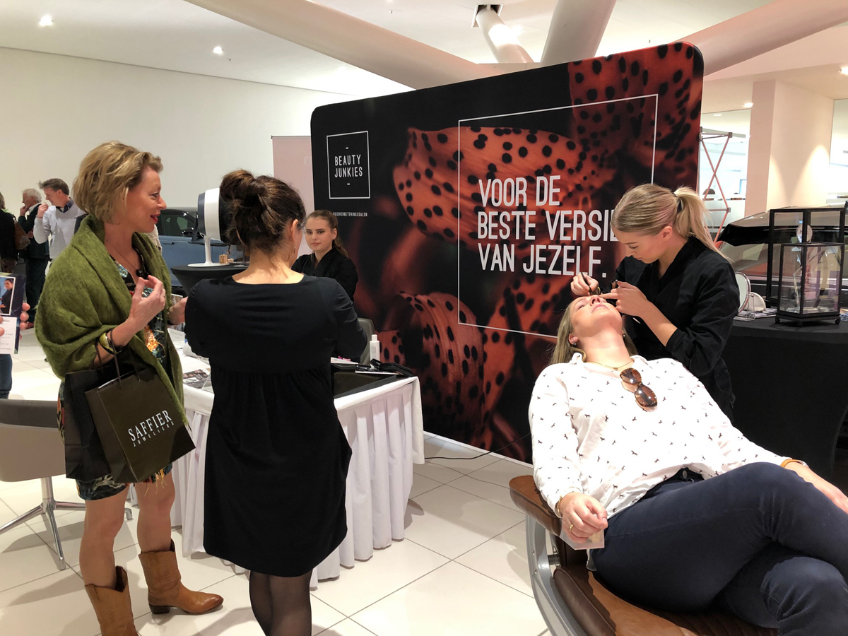 Luxury Event Munsterhuis Exclusief beauty advies