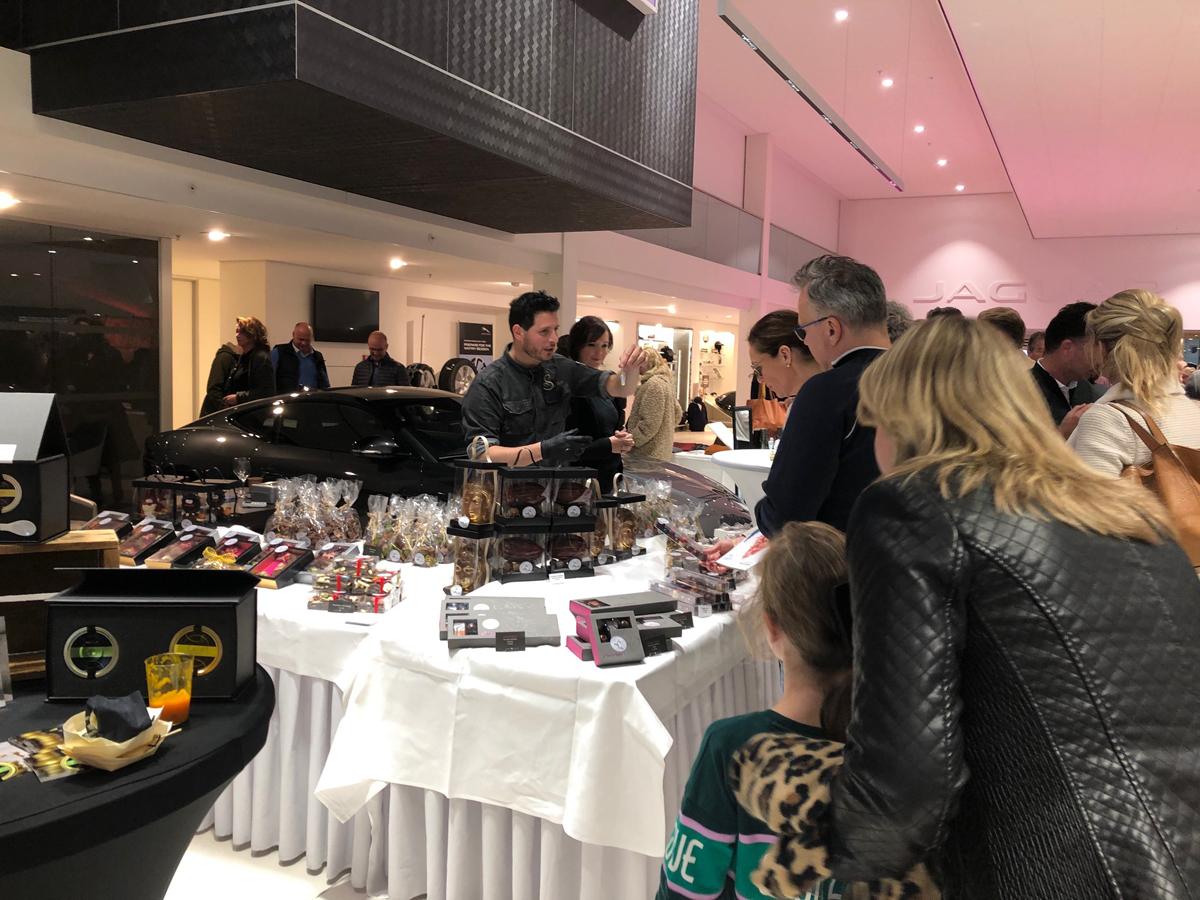 Luxury Event Munsterhuis Exclusief eten en drinken