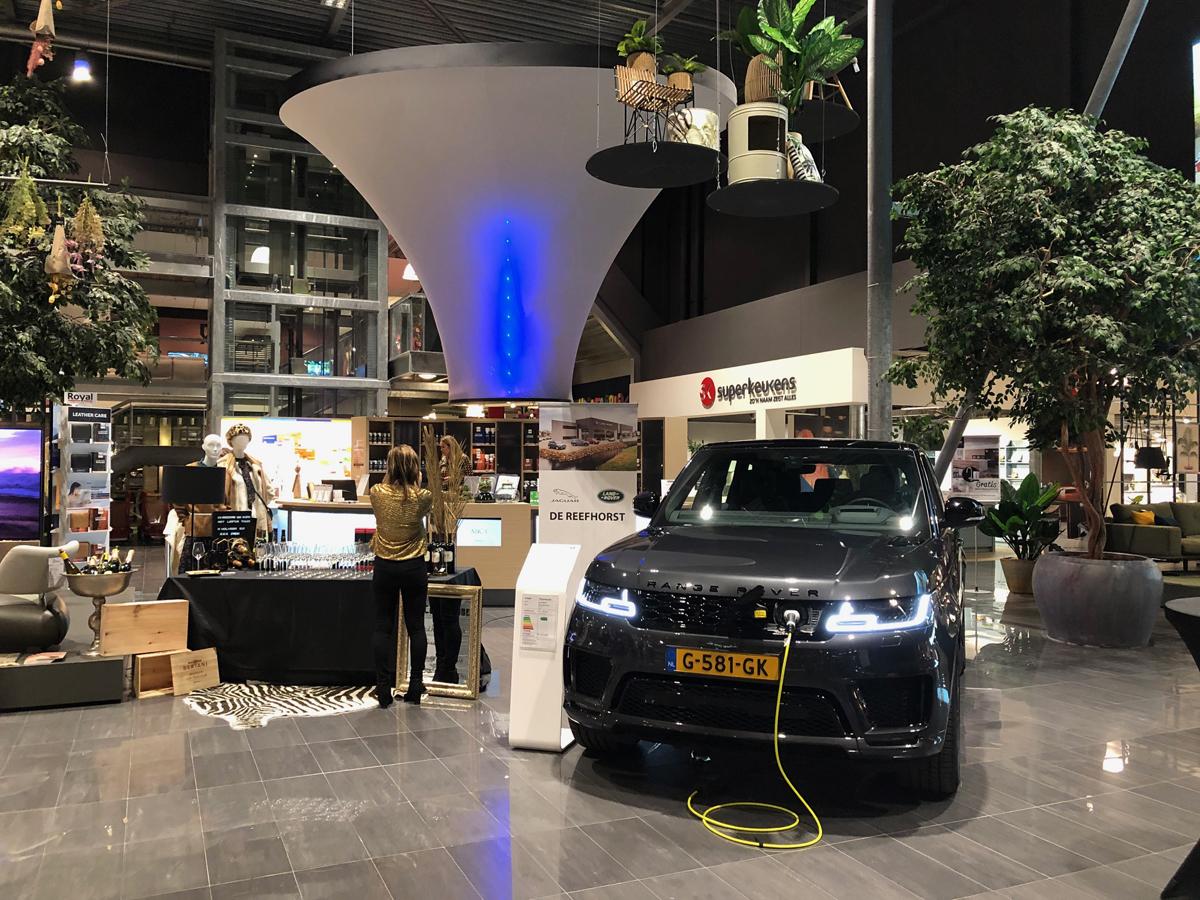 Friday Night event Home Center Land Rovers De Reefhorst