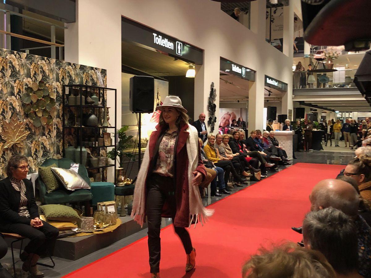 Friday Night event Home Center modeshow Modehuis Boersma