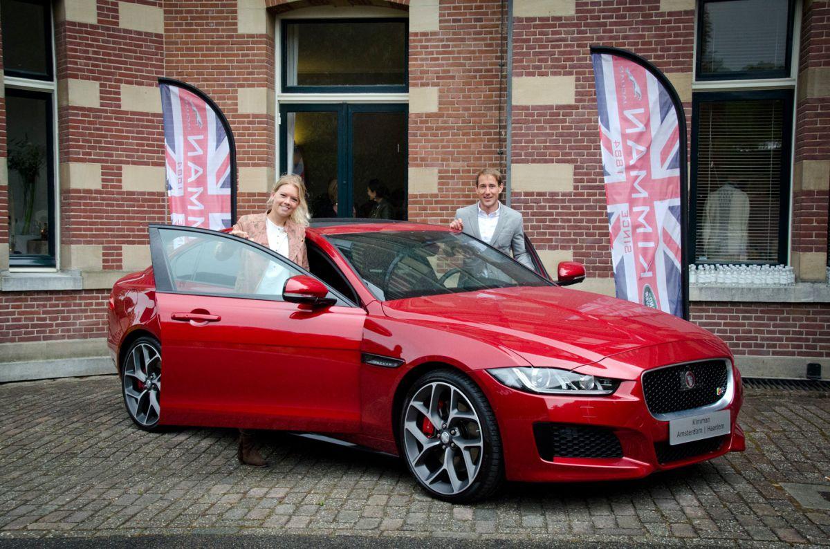 zomer kon je het zeker niet noemen tijdens de Jaguar Summer Experience op Landgoed Duinlust. Toch namen veel mensen de moeite om dit geslaagde luxury Lourens-event op zondag 31 mei 2015 te bezoeken.