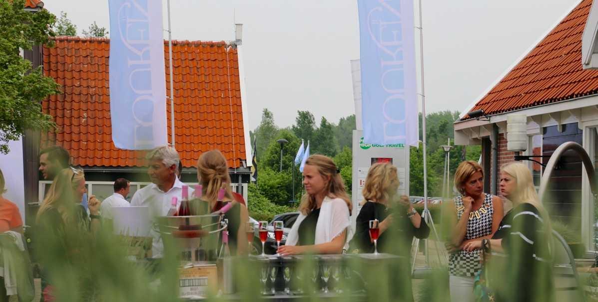 Een sfeerimpressie van ons luxury event bij Golfbaan Spaarnwoude te Velsen-Zuid