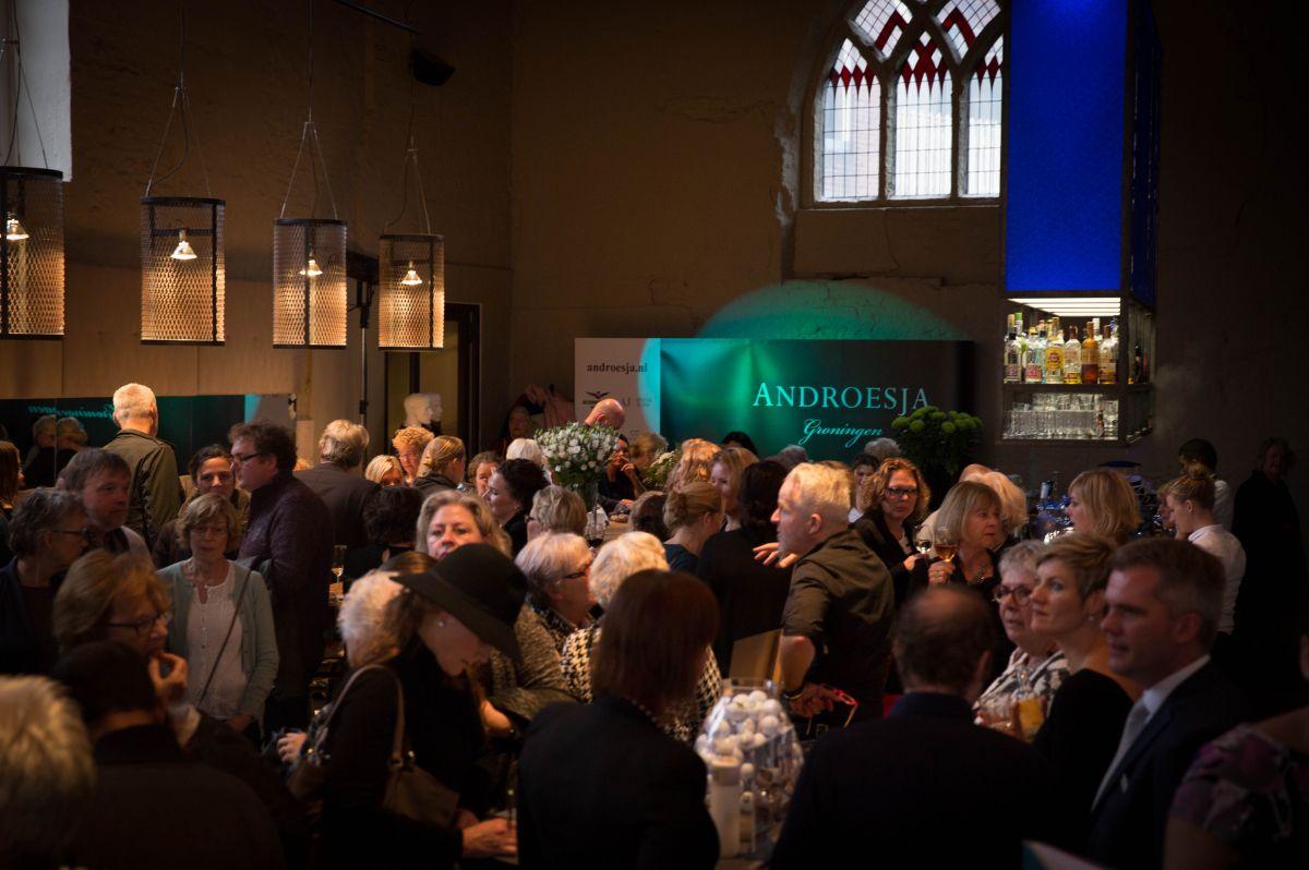 Ondanks de herfstige weersomstandigheden trok het luxury event in hotel Prinsenhof op zondag 15 november veel bezoekers. Zij genoten van modeshows van Simode, Androesja Herenmode en Riet's Lingerie. Ook de stijvolle presentaties en heerlyccke proever