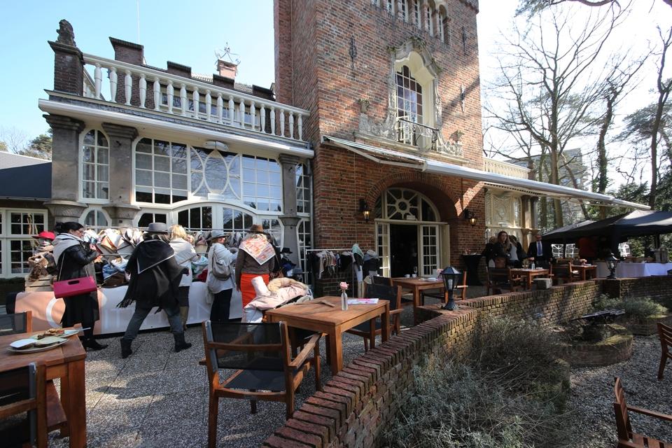 Een sfeerimpressie van ons luxury event in Kasteel Kerckebosch te Zeist.