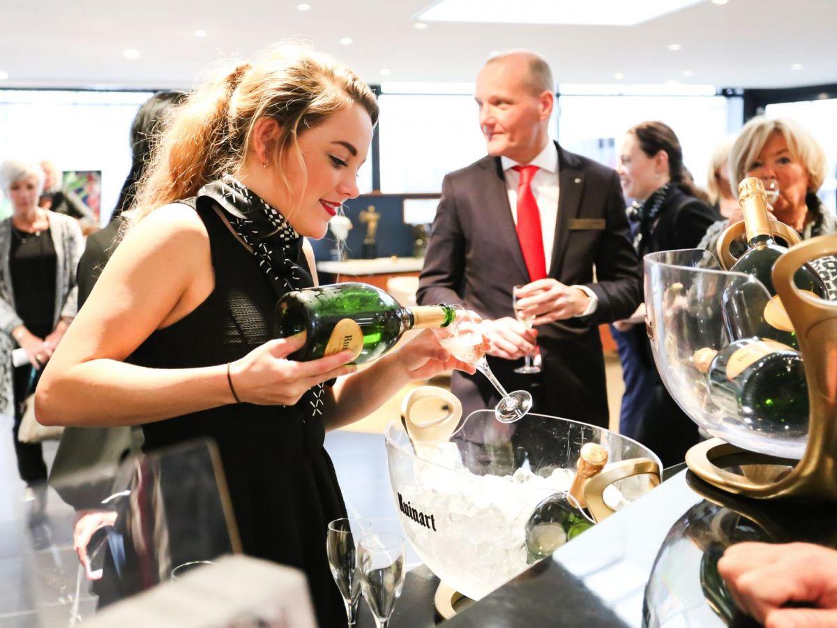 Sfeerimpressie van ons luxury event bij Lexus Groningen