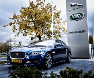 Van Mossel Jaguar/Land Rover Apeldoorn 2017