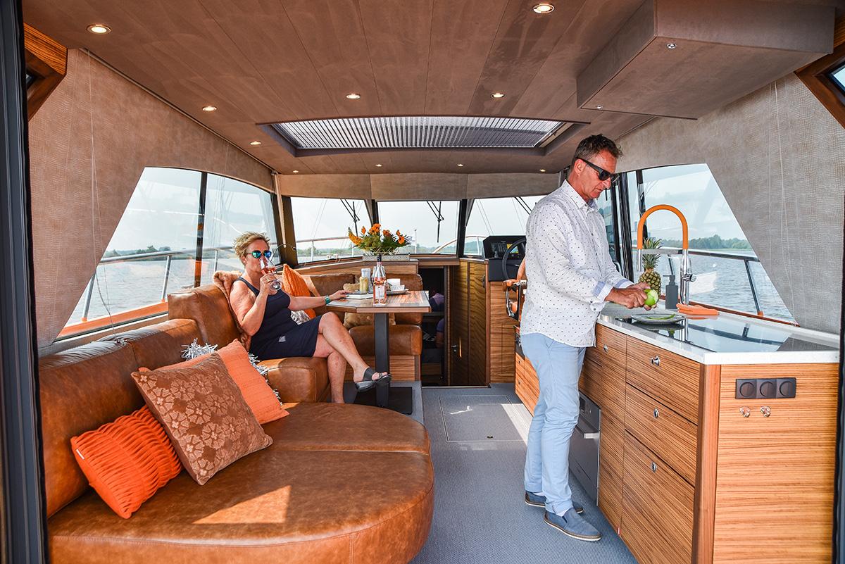 Thuis op het water Lourens-Magazine
